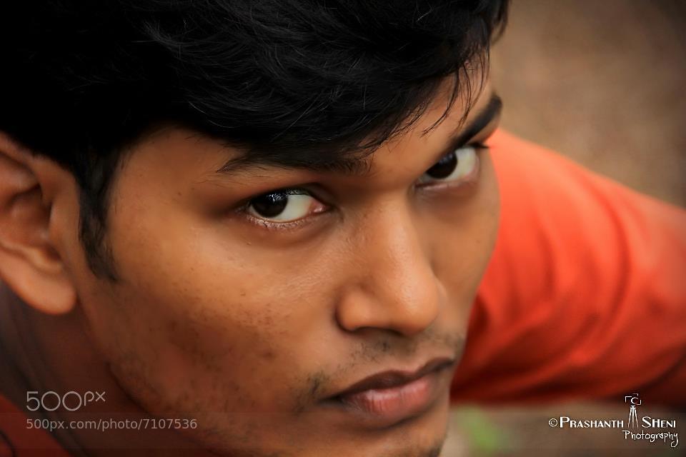Photograph Harish kv by PrashanthSheni Photography on 500px