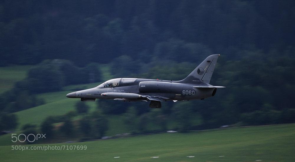 Photograph L-39 Albatros by Adrian Kraszewski on 500px