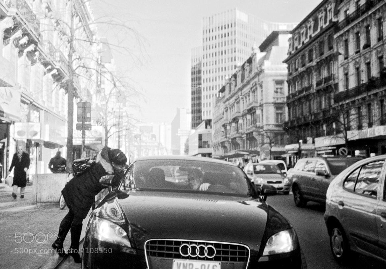 Photograph Traffic by Jeroen Vranckaert on 500px