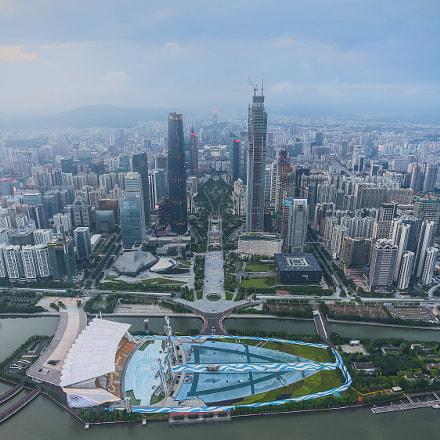 Guangzhou - Zhujiang New Town