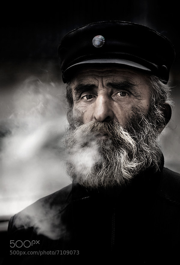Photograph The Sailor by Luca Giustozzi on 500px