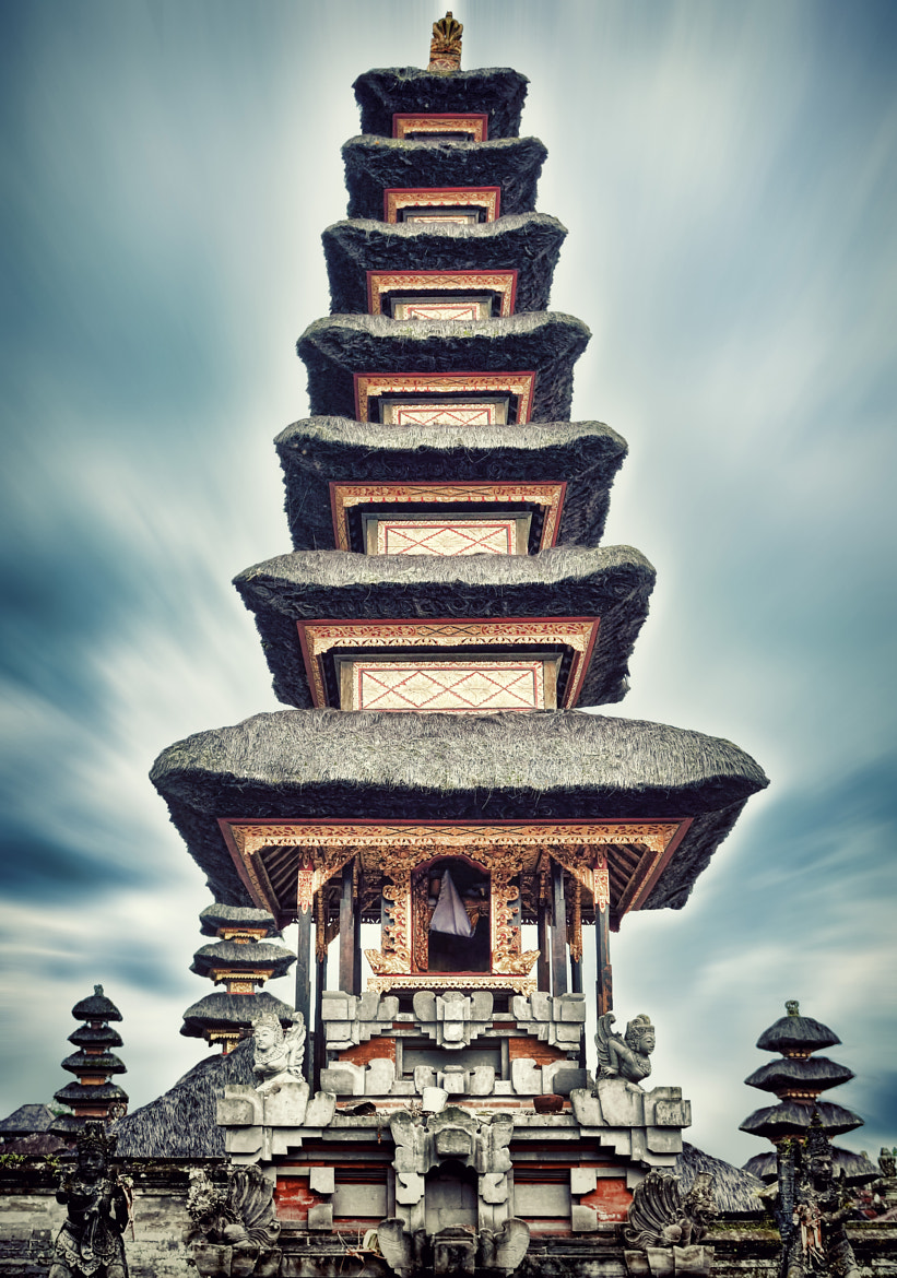 Photograph Bali traditional temple by Eric Edouard Amilhat on 500px