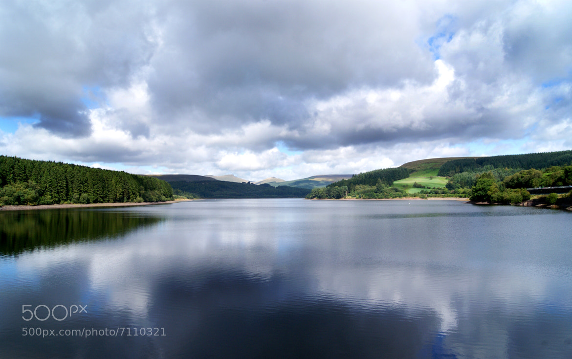 Photograph Welsh Lake by Christopher Newton on 500px