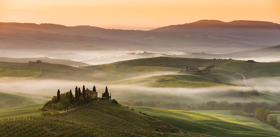 Photograph Tuscan Tranquility by Hans Kruse on 500px