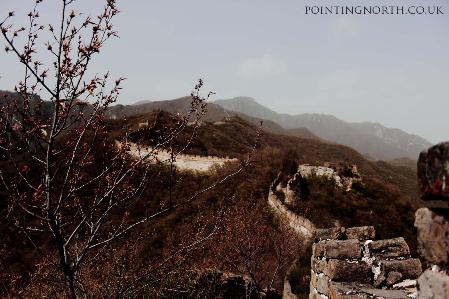 Photograph The Great Wall (I) by David J Allen  on 500px
