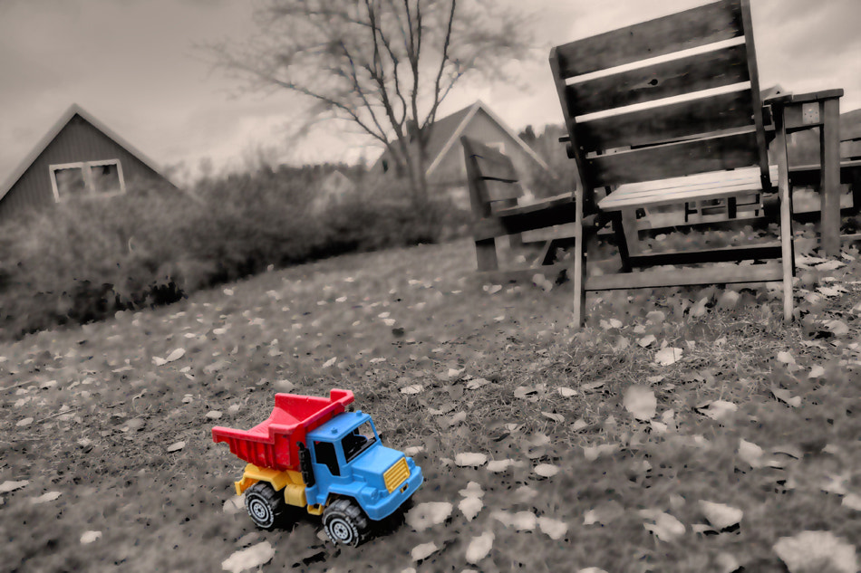 Photograph End Of Childhood by EEman  on 500px