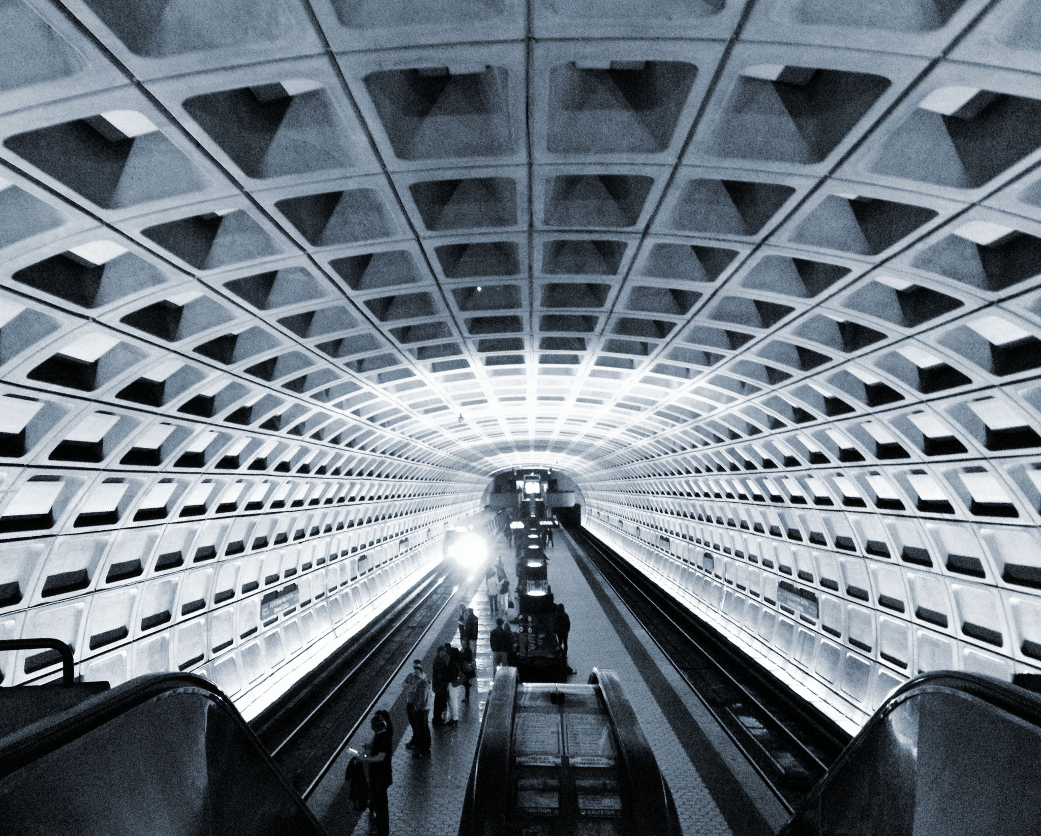 Photograph DC Metro by Jimmy Daly on 500px
