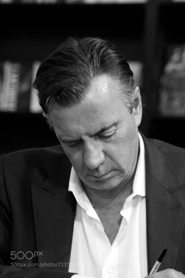 Photograph Duncan Bannatyne by Naomi Turner on 500px