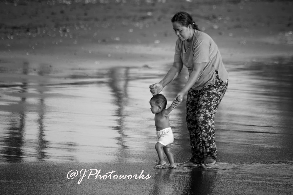 Photograph One Day You will Walk alone Son ... by johanes  siahaya on 500px
