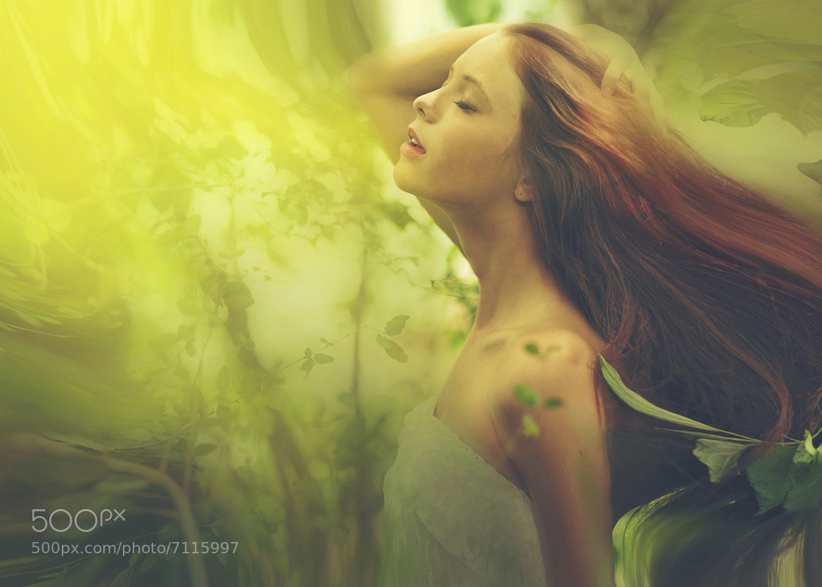 Photograph Ashley  by Peter Nguyen on 500px
