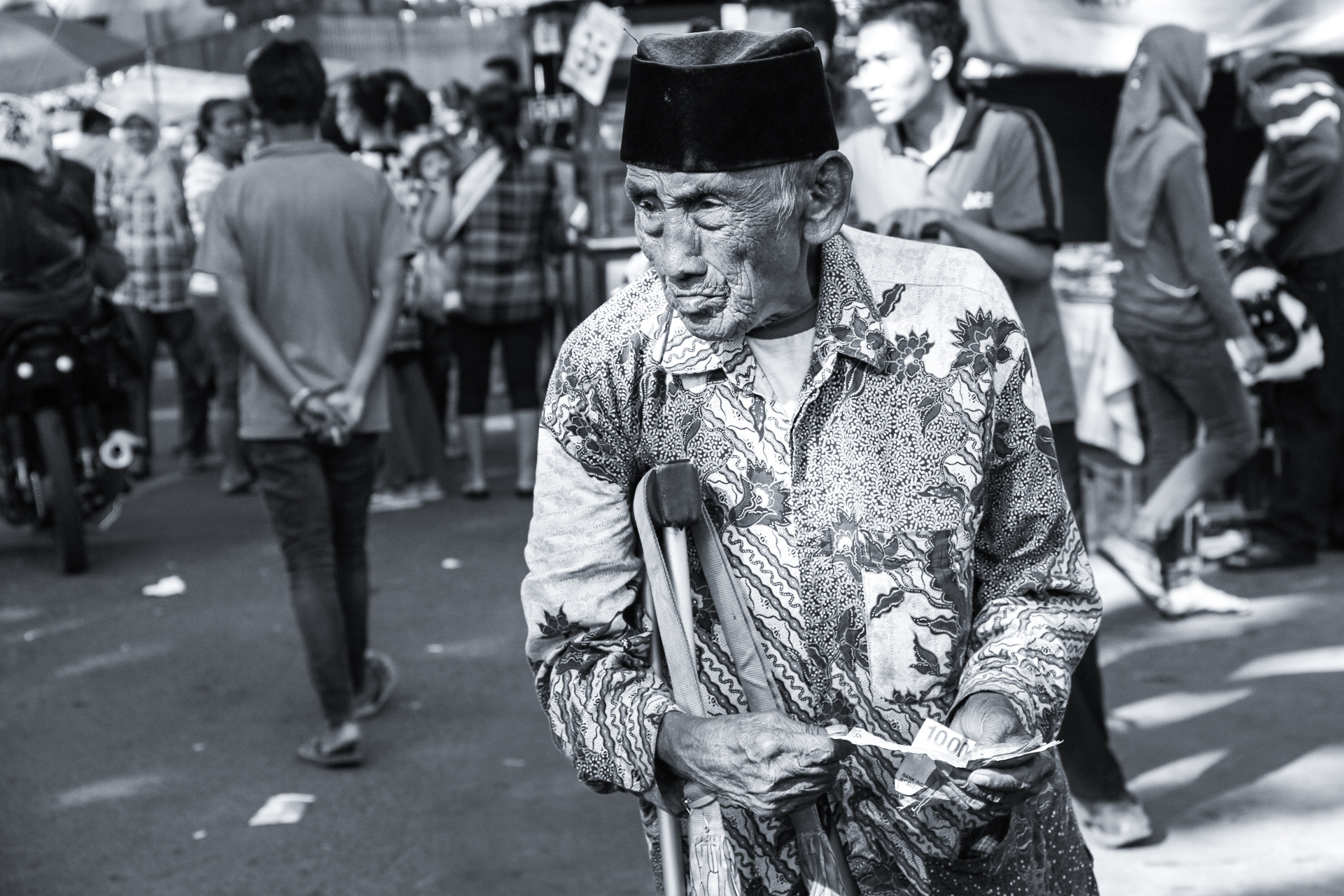 Photograph Old Man by Yudhi Ar. on 500px