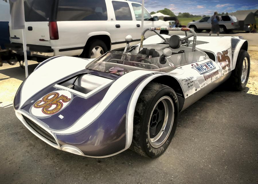 1965 Genie 10B VARAC Mosport