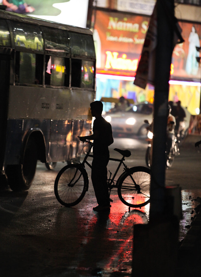 Bus or Bike