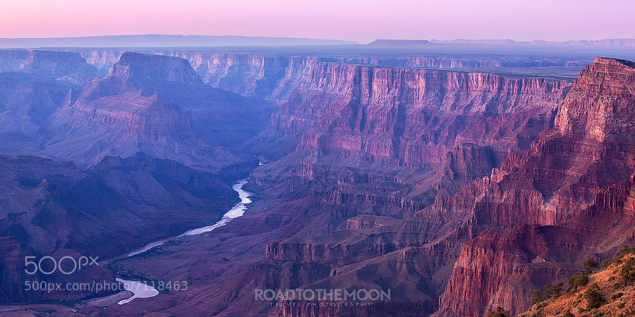 Photograph Grand Canyon - South Rim - USA - 2010 by Road to the moon // Travel Photography // on 500px