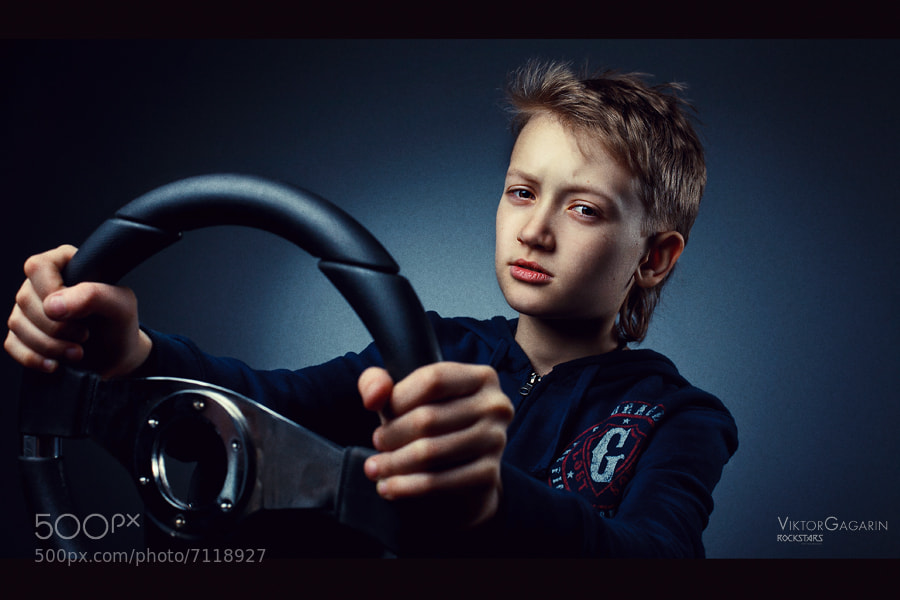 Photograph Driver by Viktor Gagarin on 500px