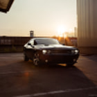Постер, плакат: Dodge Challenger SRT 8