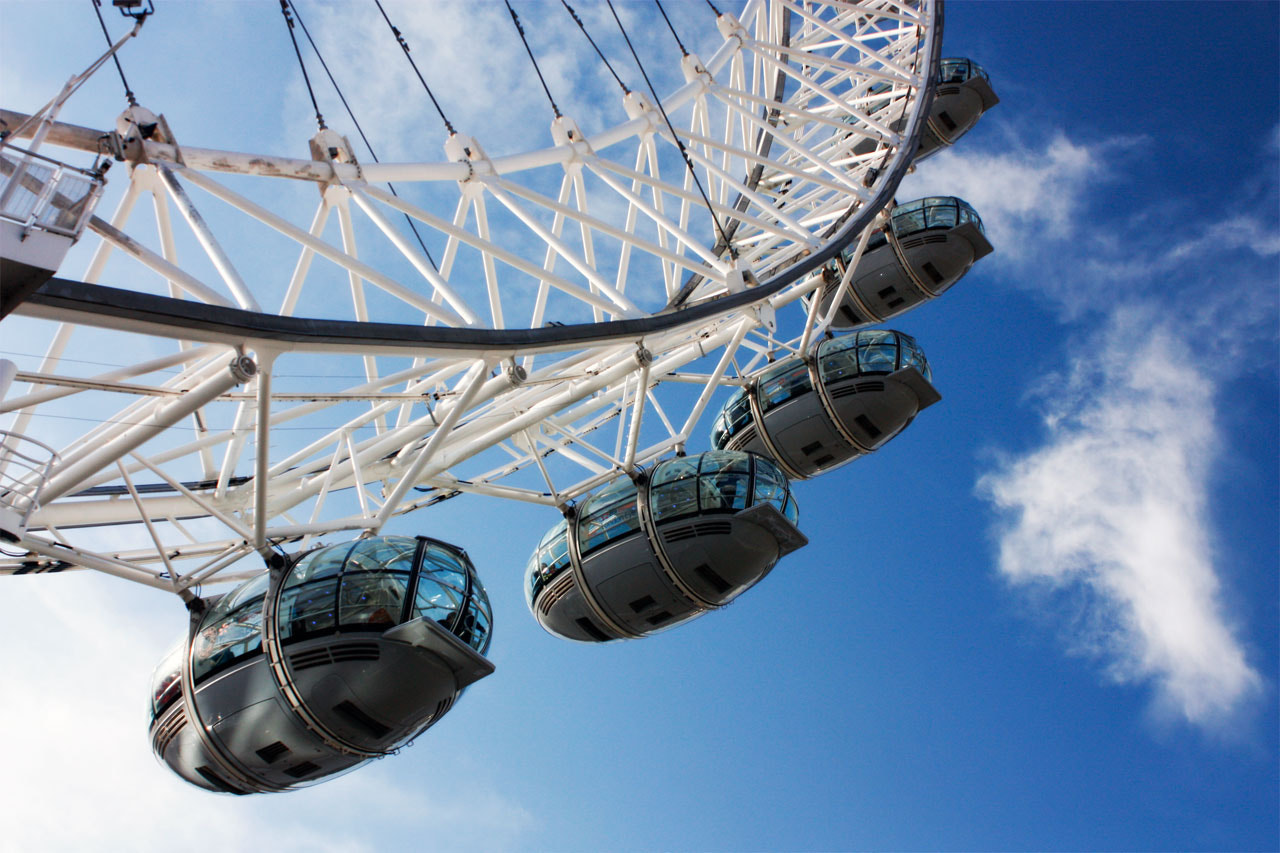 Photograph The eye of London by Javier Loba on 500px