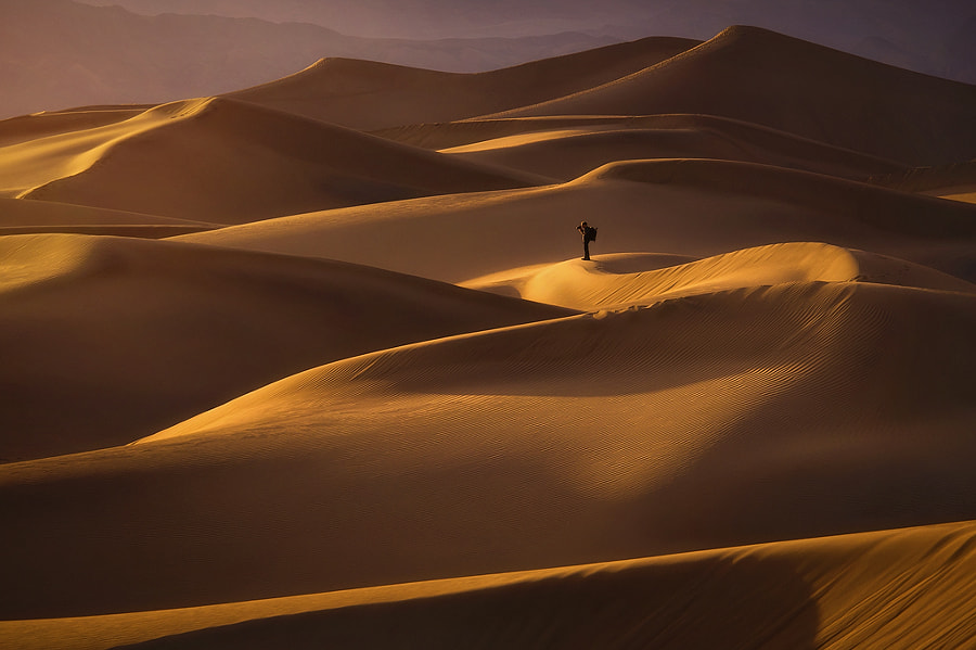 A Portrait of a Landscape Photographer by Nagesh Mahadev on 500px.com