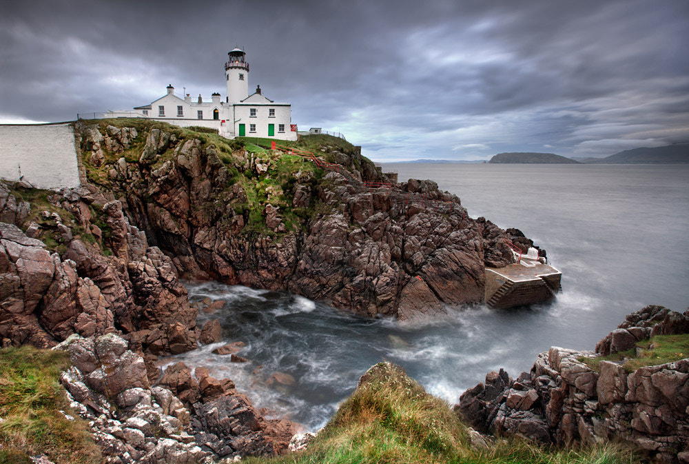 Photograph Fanad lighthouse by Stephen Emerson on 500px