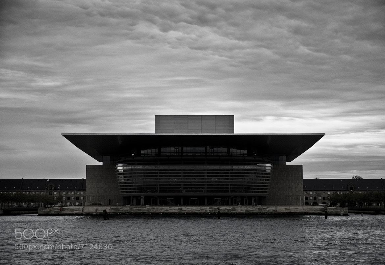 Photograph København Opera by Chris Maven on 500px