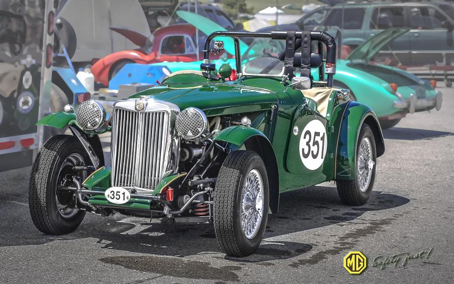 MG TD VARAC 2008