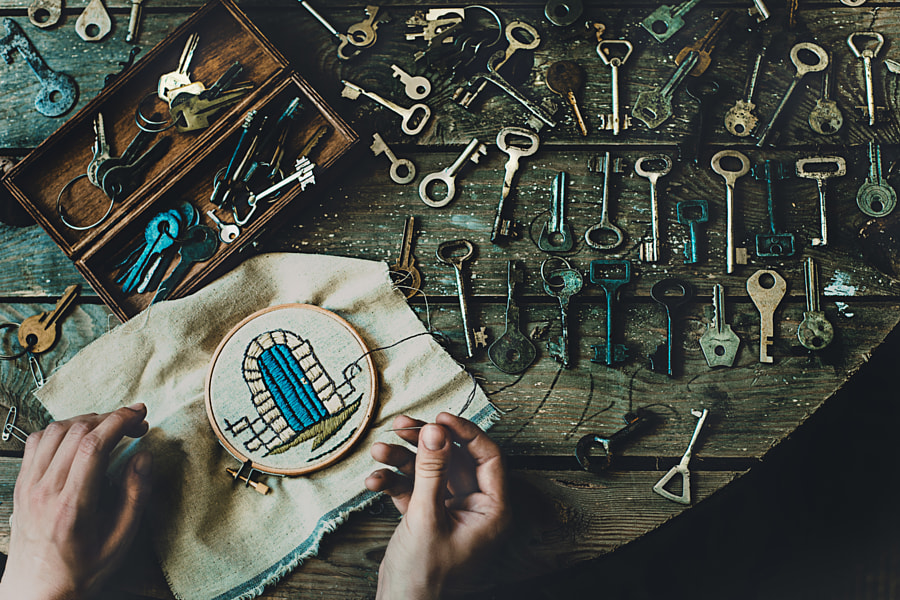 Locked in a room by Dina Belenko on 500px.com