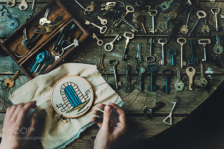 Photograph Locked in a room by Dina Belenko on 500px