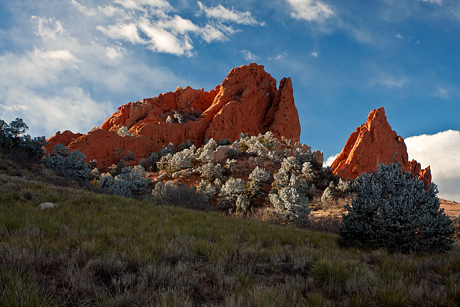 Photograph Red Rock by Cynthia Spence on 500px