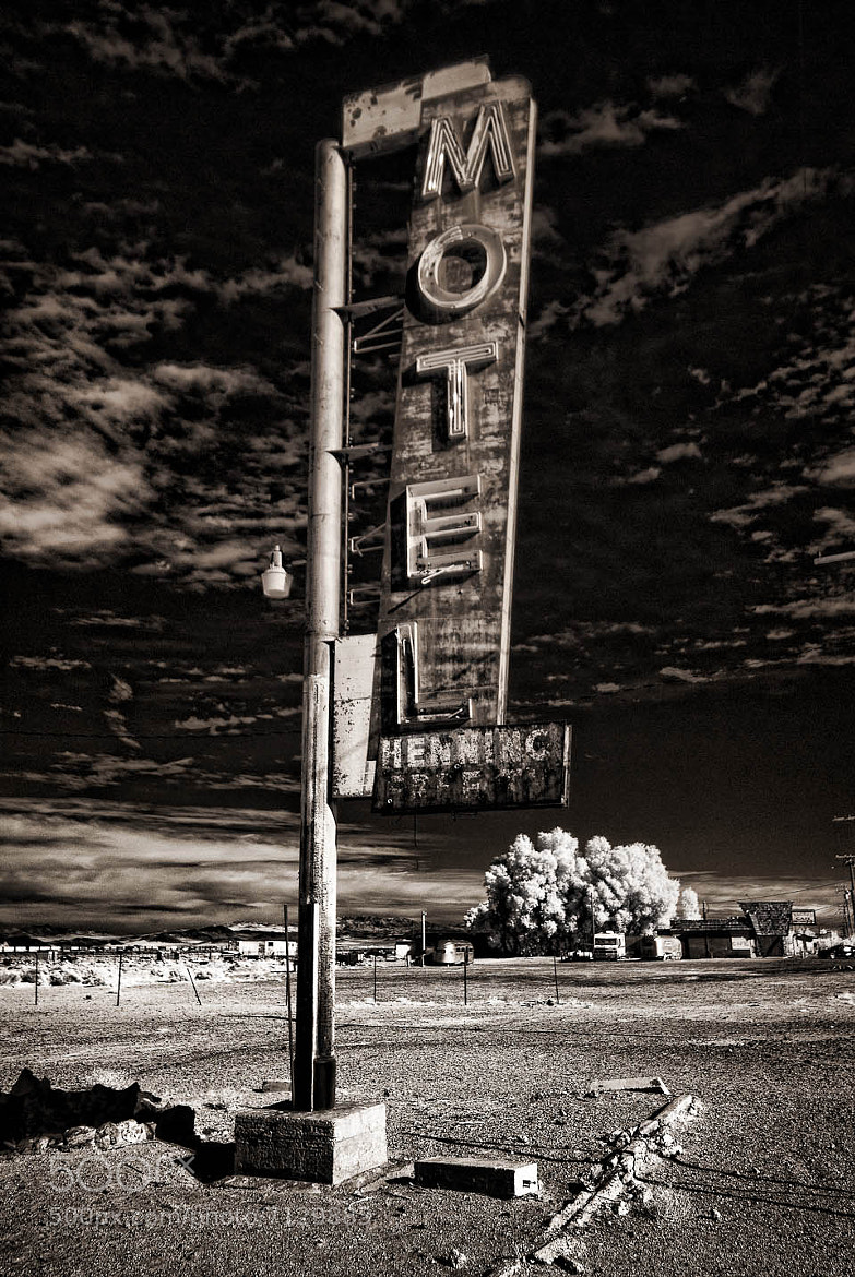 Photograph Motel by Robert Louis on 500px