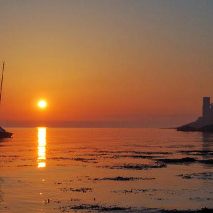 Reculver Sunrise