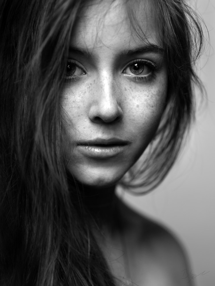 Photograph Lea I by Benjamin Sommer on 500px