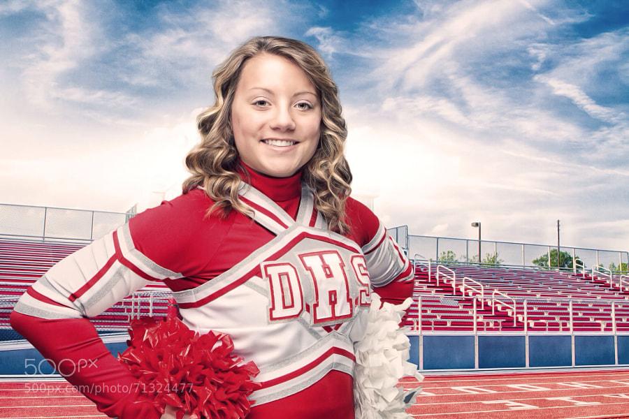 Senior Cheer Composite