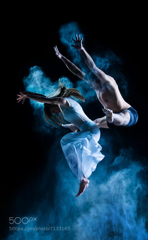Photograph Flour Dancers by Benjamin Von Wong on 500px