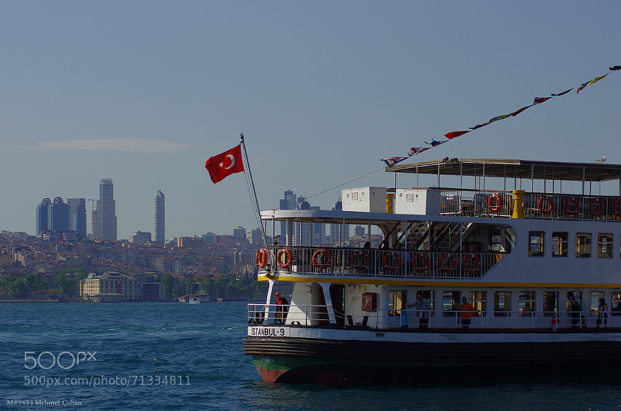 Photograph Istanbul Passenger Ferry by Mehmet Çoban on 500px