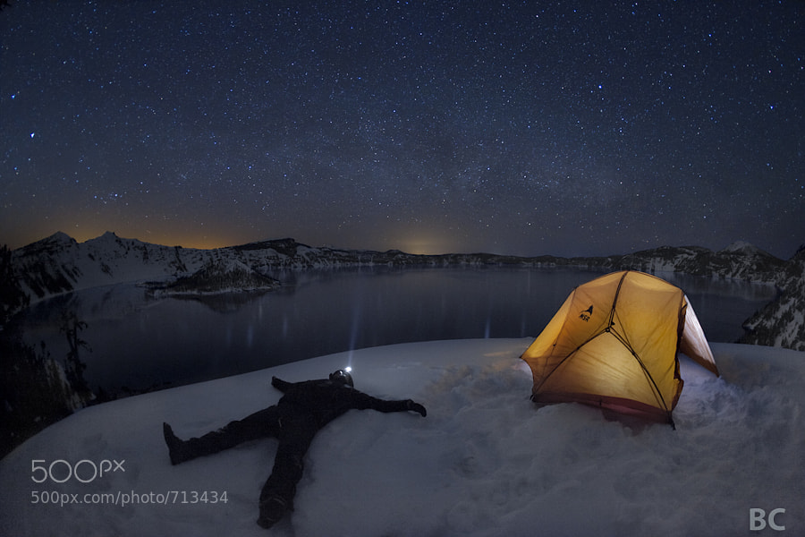 17 Stellar Camping Photographs and Milky Way Long Exposures