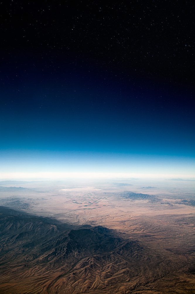 Photograph From the Edge of Space by Pratik Naik on 500px