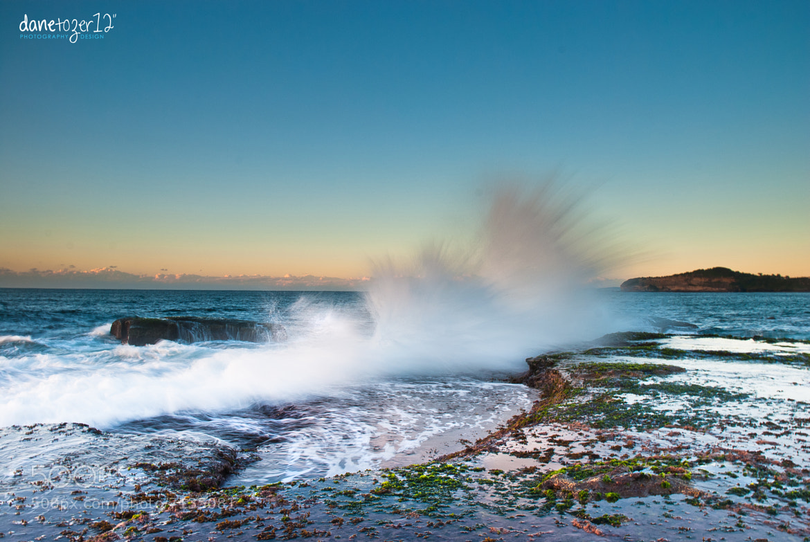 Photograph Wave by Dane Tozer on 500px