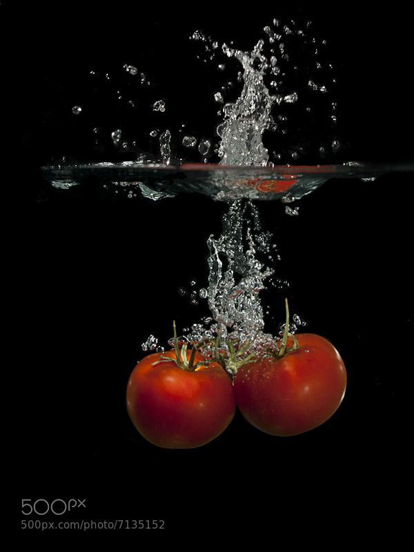Photograph Washing Tomatos by Steve Shpall on 500px