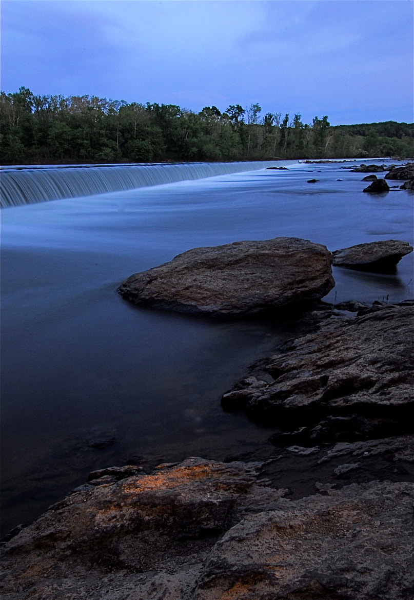 Photograph Potomac Blue by Kee Woo  Rhee on 500px