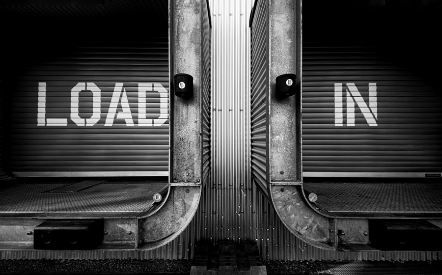 LoaD IN # by Guillaume Rio on 500px.com