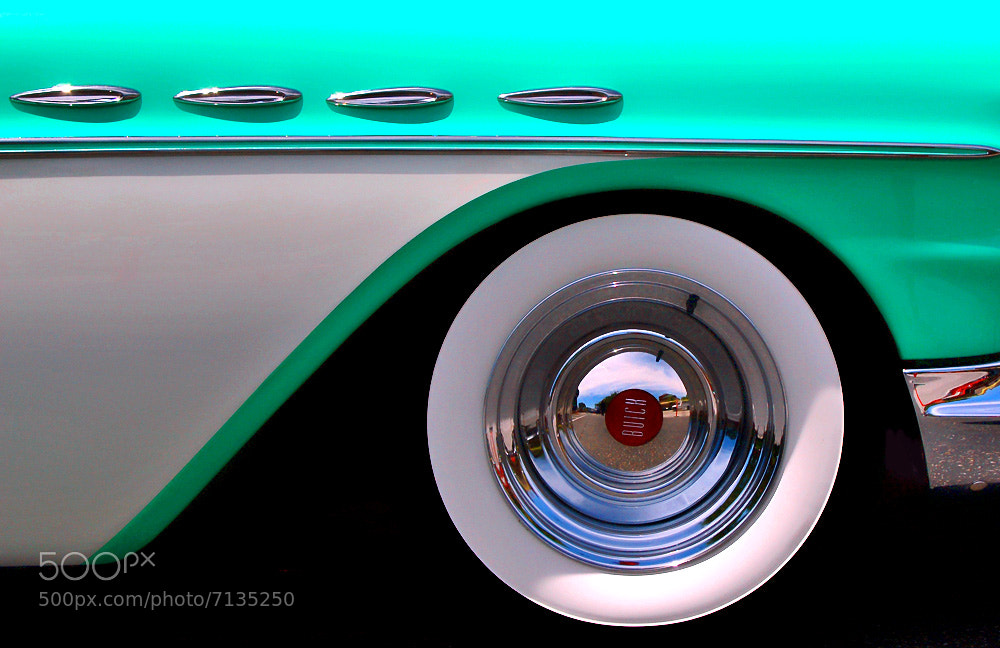 Photograph Buick by Rob Bishop on 500px