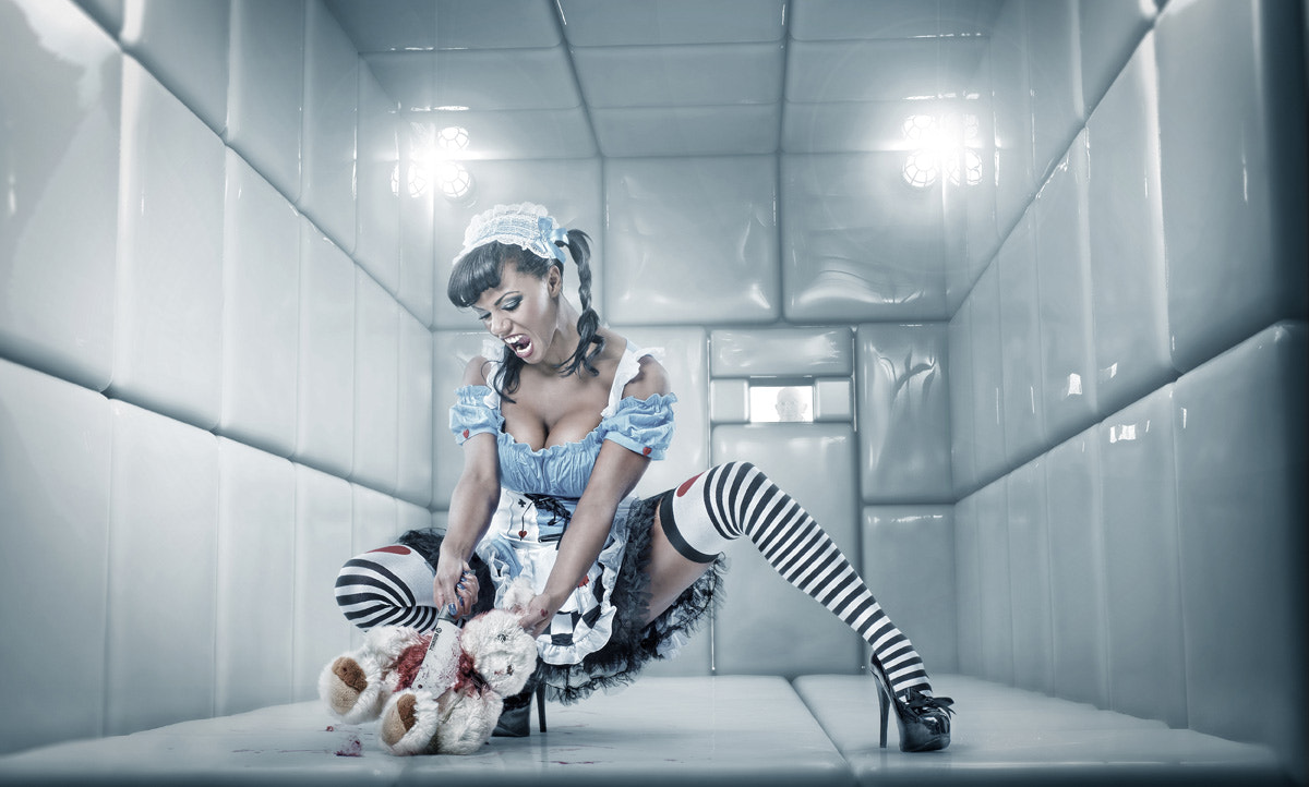 Photograph Psycho Alice by Calvin Hollywood on 500px