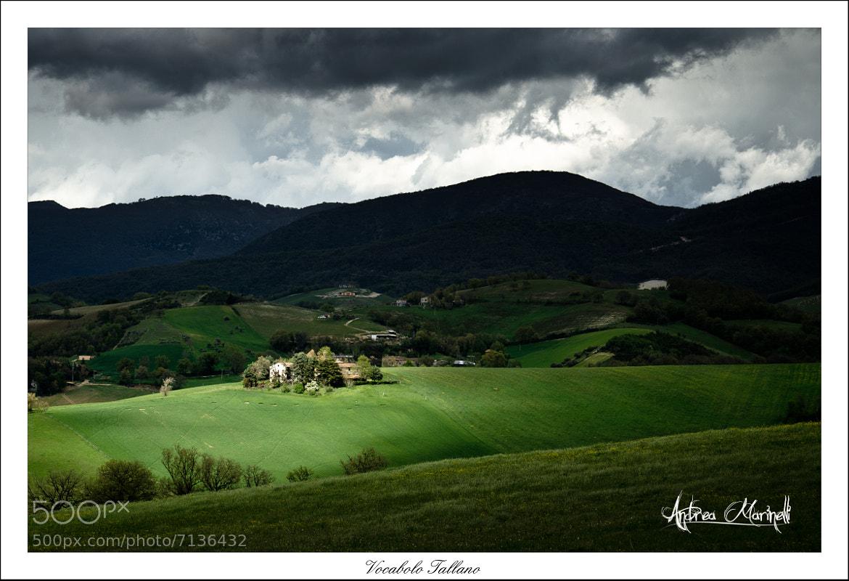 Photograph Vocabolo Tallano by Andrea Marinelli  on 500px