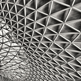 King's Cross Station, Study 6 by Tung Phung (Teaz)) on 500px.com