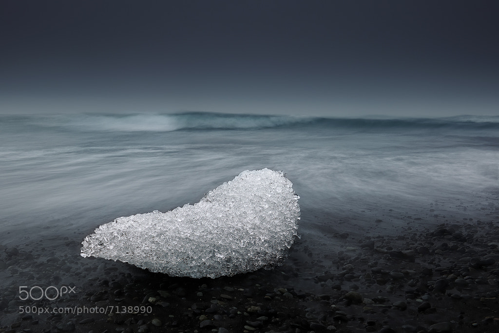 Photograph The Last Wave - Ice Dreams by Cedric Guilleminot on 500px