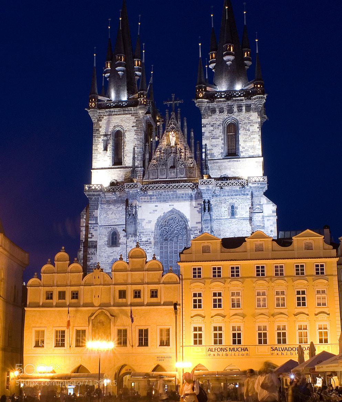 Photograph Plaza de Praga by Alvaro Marco on 500px