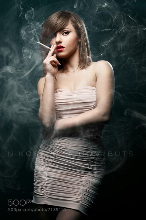 Photograph Fume by Nikos Vasilakis on 500px