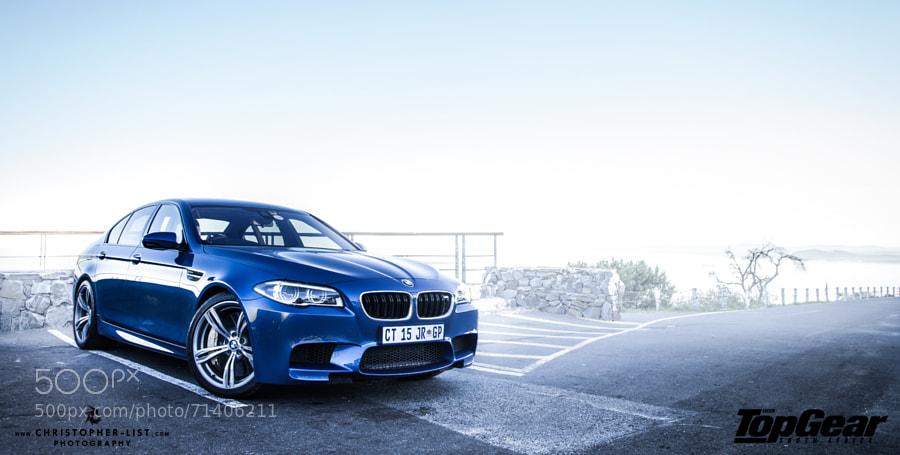 BMW M5 vs AUDI RS7