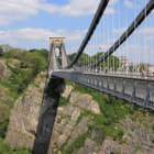 Постер, плакат: Clifton Suspension Bridge 002
