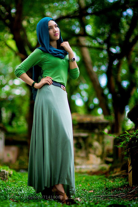 Photograph Fasha Izati by Emann Yahaya on 500px
